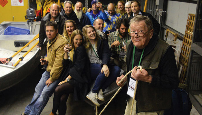 Fish science 'incubator' celebrates 50 years