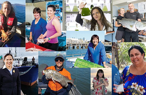 Women in Seafood Australasia - Understanding, supporting and promoting effective participation by women within the Australian seafood industry